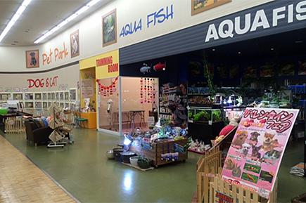 ペットコミュニティープラザ半田乙川店