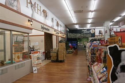 ペットコート名古屋城北店