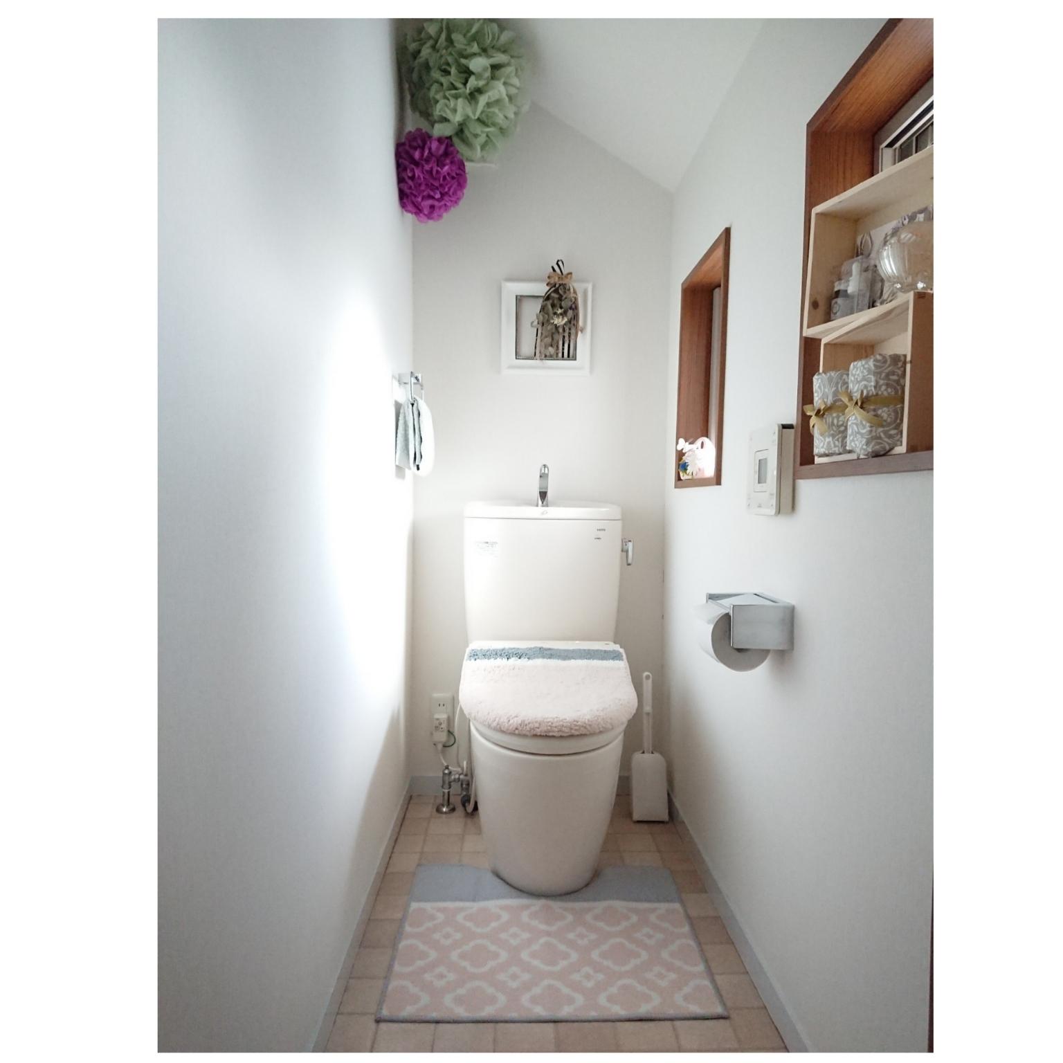 Dcmのトイレファブリックでトイレの幸せ度が上がる みんなのトイレの色を見てみよう コラムカテゴリー インテリア コラム くらしメイド Dcmホールディングス